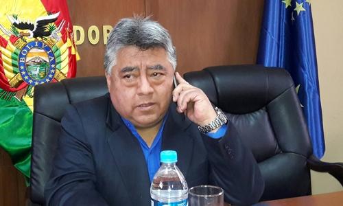 Thứ trưởng Nội vụ Bolivia Rodolfo Illanes. Ảnh: Reuters.