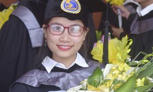 Nữ thủ khoa ngành cơ khí của Đại học Giao thông Vận tải
