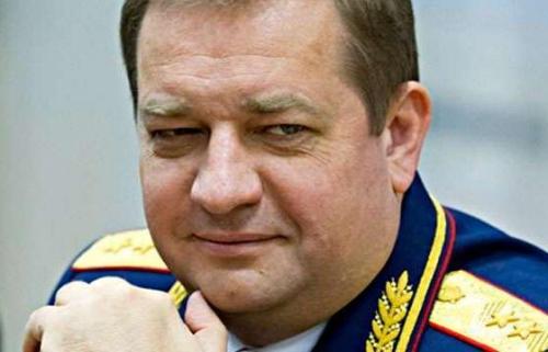 Thiếu tướng Dmitry Shershakov, người mới bị bãi nhiệm tại Uỷ ban Điều tra. Ảnh: IC