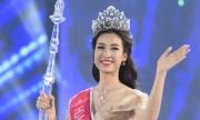 Mỹ Linh mượn váy áo đi thi Hoa hậu nóng trên Vitalk