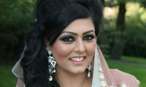 Smia bị chồng cũ hãm hiếp, siết cổ đến chết. Ảnh: CNN.