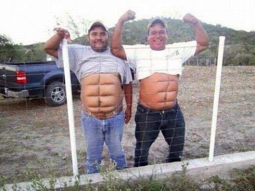Cách tạo cơ bụng sáu múi cực nhanh.
