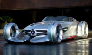 Mercedes-AMG R50 - siêu phẩm mới sắp trình làng