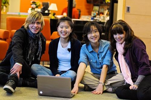 Các sinh viên Việt Nam hiện diện ở tất cả 50 tiểu bang ở Mỹ.