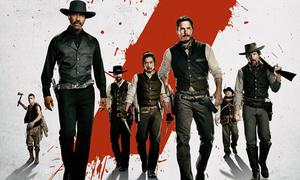 7 nhân vật trong 'The Magnificent Seven'