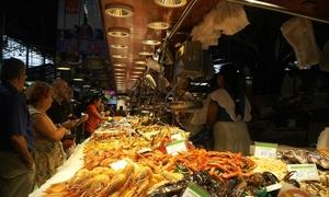Khu chợ nổi tiếng nhất Barcelona