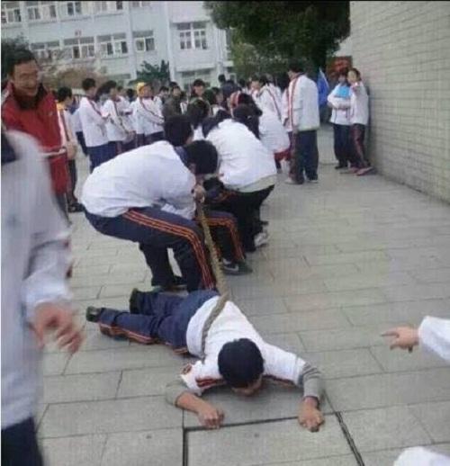 Người hy sinh thầm lặng sau chiến thắng của lớp.