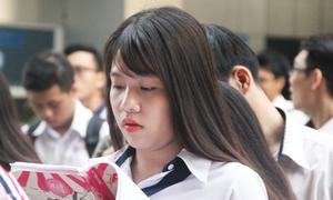 Nhiều đại học ở TP HCM lo lắng về bài thi tổ hợp