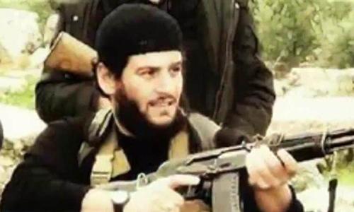 Abu Mohamed al-Adnani. Ảnh: NBC News.