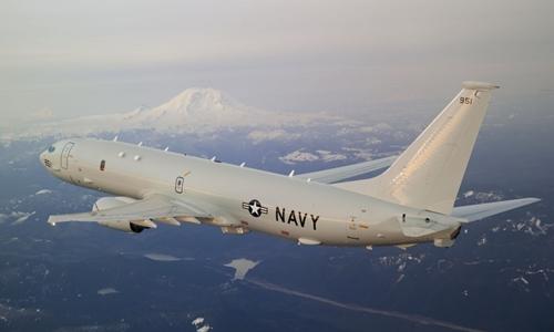 Phi cơ P-8 Poseidon. Ảnh: Boeing.