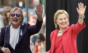 Thuyết âm mưu về người thế thân cho Hillary Clinton