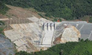 Chuyên gia: Sự cố thủy điện Sông Bung 2 không phải do bão lũ