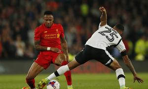 Derby 0-3 Liverpool