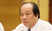 Bộ trưởng Mai Tiến Dũng: 'Văn bản đóng dấu mật nhiều quá mức cần thiết'