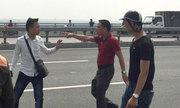 Công an Hà Nội xác minh vụ cảnh sát hình sự đấm phóng viên