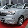 Ssangyong Korando Turismo - xe 9 chỗ giá từ 891 triệu đồng