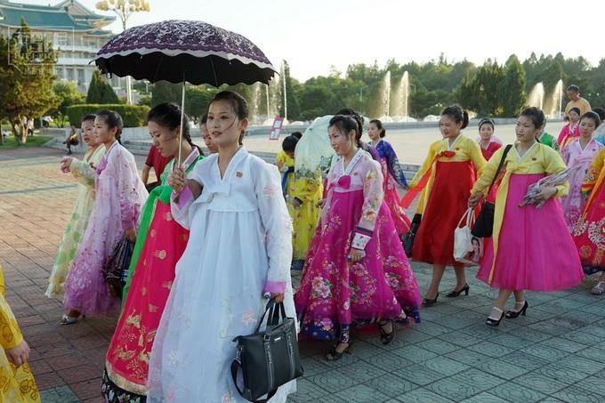 Sống ở Triều Tiên