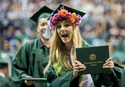 Đại học Hawaii - Manoa được bình chọn nằm trong top 100 trường Đại học hàng đầu tại Mỹ.