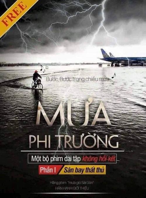 Hãng phim Mưa gió Sài Gòn hân hạnh tài trợ chương trình này.