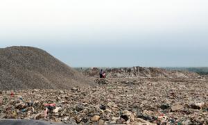 Bãi rác Đa Phước là thủ phạm gây mùi hôi ở Nam Sài Gòn