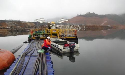 Tập đoàn Masan đã rót khoảng 500 triệu USD vào dự án Núi Pháo, Thái Nguyên