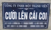 Những tên công ty, cửa hàng bá đạo nhất Việt Nam