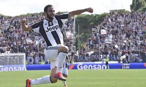 Empoli 0-3 Juventus