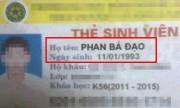 Những tên khai sinh bá đạo nhất Việt Nam