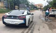 Cơn sốt thiếu gia chơi xe sang BMW i8 tại Việt Nam