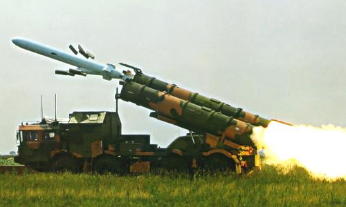 Tên lửa hành trình CJ-10. Ảnh: Defence Aviation