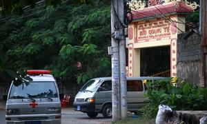 Kẻ chém nhiều người trong chùa ở Sài Gòn nghi bị tâm thần