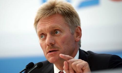 Dmitry Peskov, người phát ngôn điện Kremlin. Ảnh: RT.