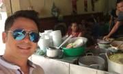 Chủ quán bún chửi Hà Nội bảo Bằng Kiều biến đi cho chị bán hàng