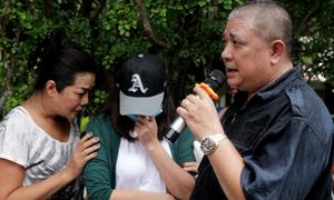 Bạn gái cũ 'khóc khi được giải oan ở lễ giỗ Lê Công Tuấn Anh'