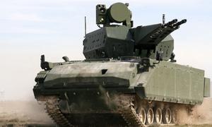 Thổ Nhĩ Kỳ chế tạo hệ thống pháo diệt rocket của IS