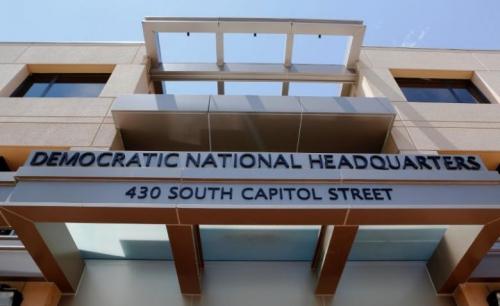 Trụ sở Uỷ ban Toàn quốc đảng Dân chủ