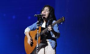 Chiara Falcone hát 'My story'