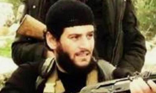 Wail Adil Hasan Salman al-Fayad,Bộ trưởng Thông tin của IS. Ảnh: NBC News