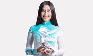 Phần giới thiệu của Nguyễn Thị Loan ở Miss Grand International