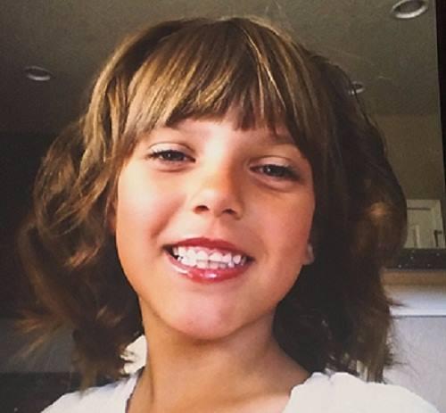 Nạn nhân Victoria Martens vừa tròn 10 tuổi khi bị sát hại (Ảnh: Facebook)