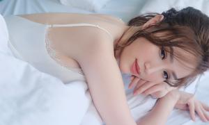 Hình ảnh gợi cảm của Bảo Thy trong trailer MV 'I love you'