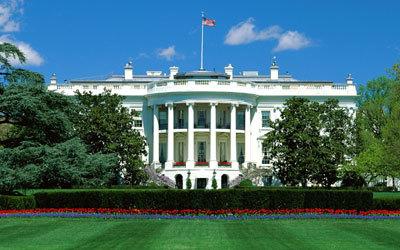 Nhà Trắng, nơi ở và làm việc của các tổng thống Mỹ. Ảnh: Maximum.