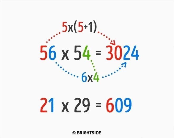 9 mẹo tính toán bạn không được dạy ở trường
