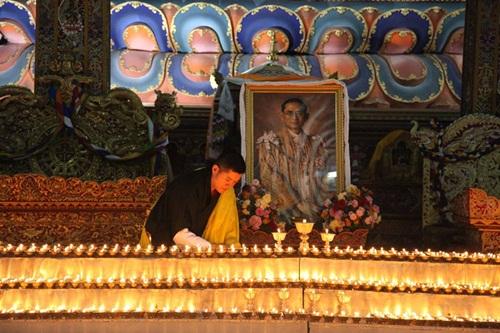 Quốc vương Jigme Khesar Namgyel Wangchuck