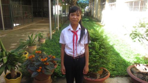Em Chu Thị Thu Hà.