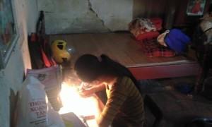 Hoàn cảnh khó khăn của em học trò ở đảo nghèo Cần Giờ