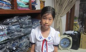 Cô bé nhà nghèo nhưng luôn độc lập và mạnh mẽ