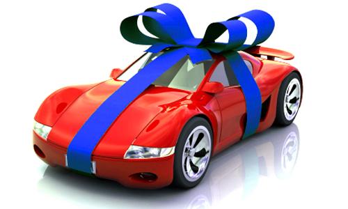 Vợ mừng hụt vì tưởng chồng tặng siêu xe