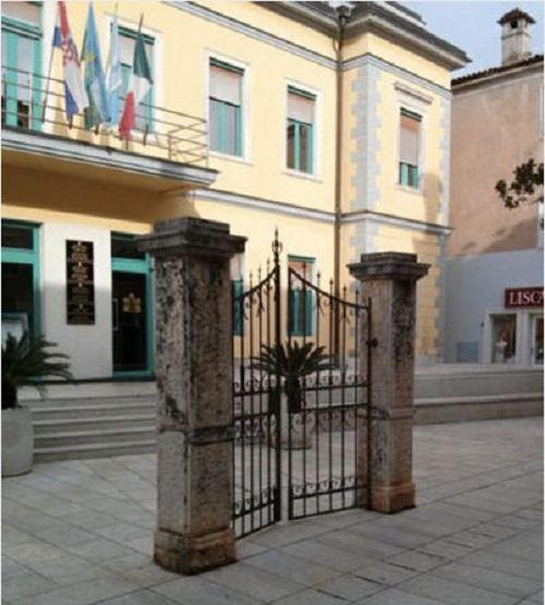 Tác dụng của chiếc cổng rào này?