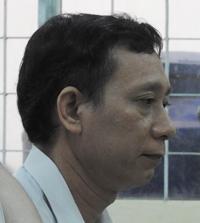 Cựu phó phòng Kế hoạch tài chính phủ nhận tội nhân 200 triệu đồng nhưng không được tòa chấp nhận. Ảnh: Phúc Hưng